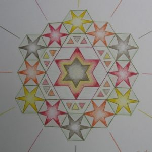 Flower of Life (2) door Carli