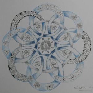 Spelen met Cirkels (2) door Carli