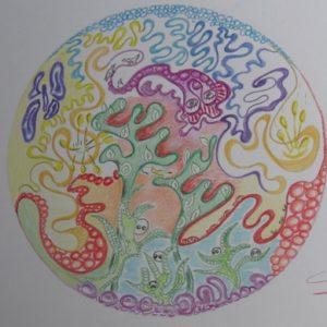 Hundertwasser door Carli