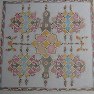 Kolam (1) door Carli