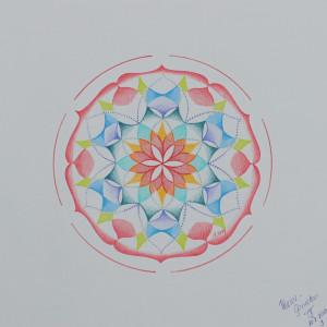 de Statische Rozet Mandala