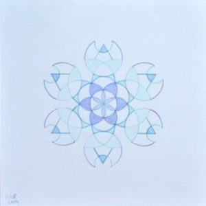 Flower of Life door Margriet