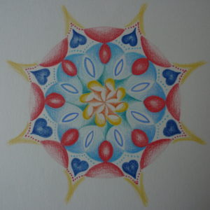 Statisch/Dynamische Mandala