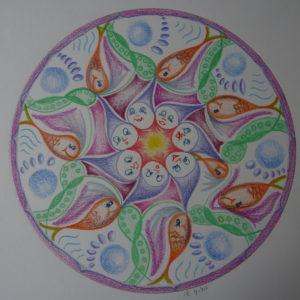 de Dynamsiche Mandala