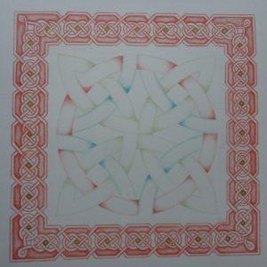 Keltische Mandala