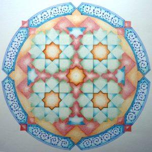 Islamtische Mandala