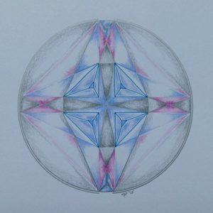 Vedische Kristalmandala door Ciel
