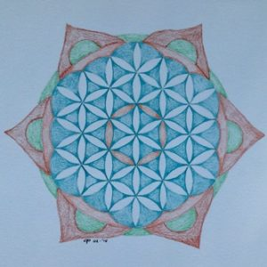 Flower of Life door Ciel