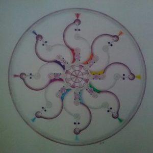 Graancirkel Stilte