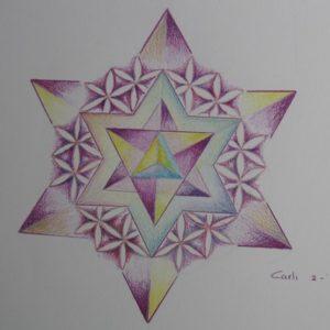 Flower of Life (3) door Carli