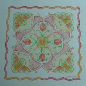 Kolam (3) door Carli
