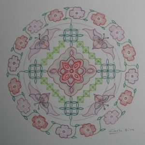 Kolam (4) door Carli