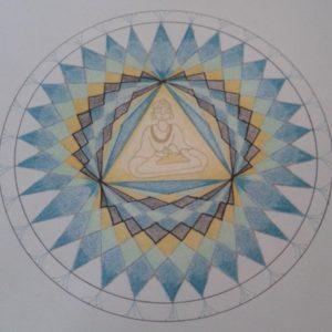Graancirkel Dankbaarheid door Petra