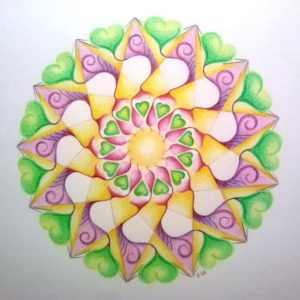Het getal 13 in de Mandala