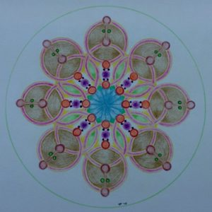 Graancirkel Stilte door Ciel
