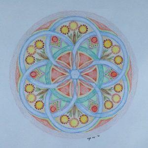 spelen met cirkel door Ciel